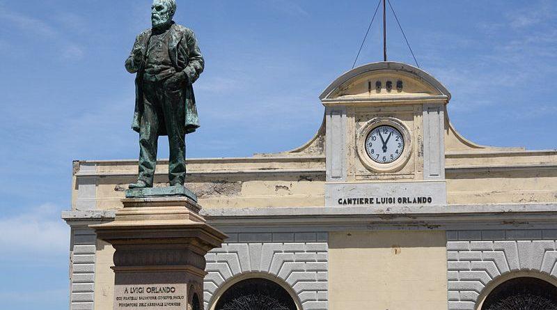 L'orologio politico di Livorno 1