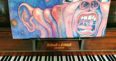 In the Court of the Crimson King 1969 2019 2
