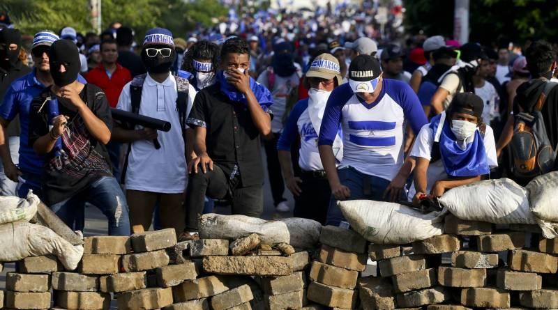 Nicaragua: Le lezioni di una rivolta 1