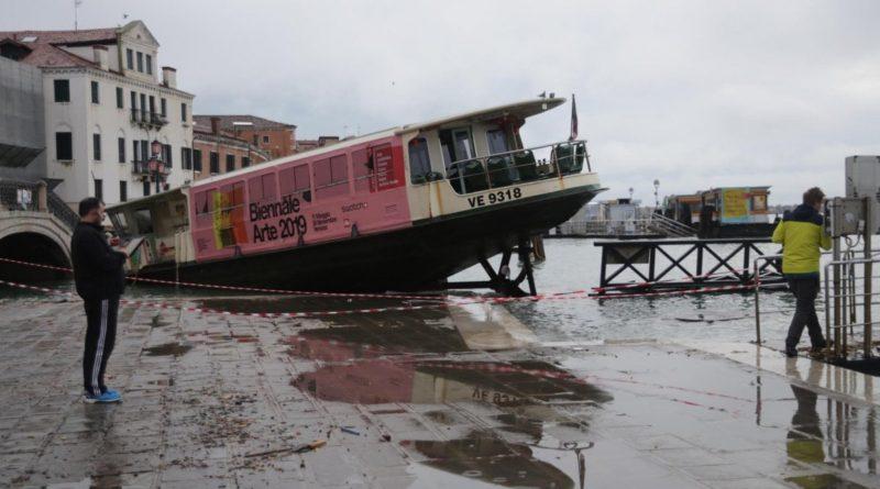 Distopia Italia, benvenuti a Venezia 1