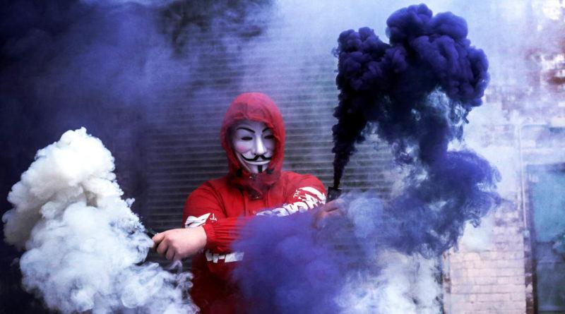 Anonymous e i cambiamenti climatici 2