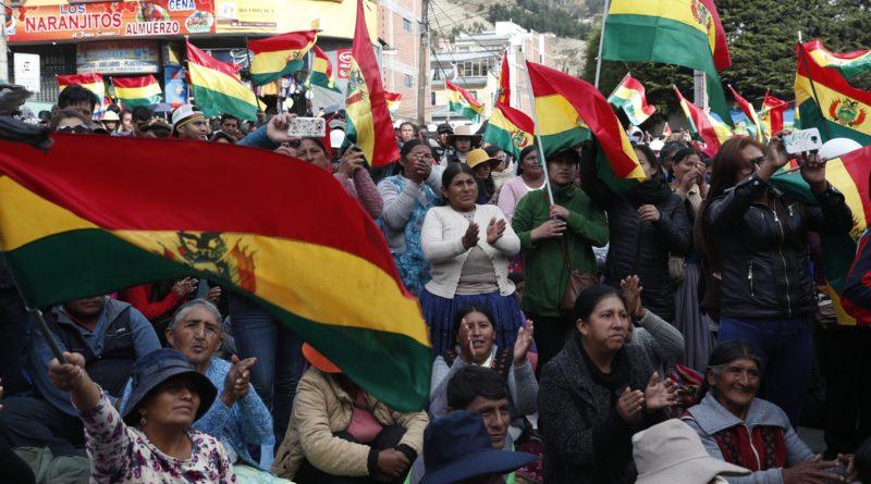 Speciale Bolivia: rischio golpe? 1