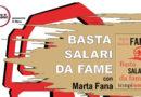 """Presentazione libro """"Basta salari da fame!"""" di Marta Fana"""