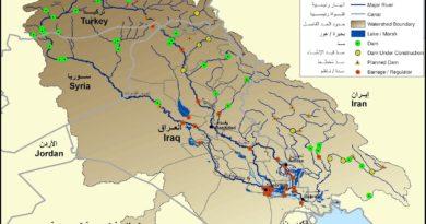 Il problema dell'acqua nei conflitti medio orientali e la proposta curda 4