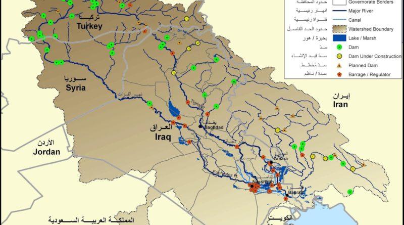 Il problema dell'acqua nei conflitti medio orientali e la proposta curda 1