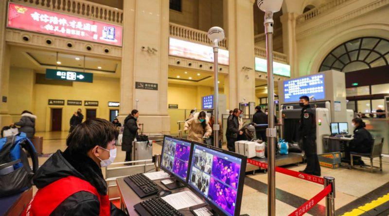 Cina: coronavirus, big data e società di controllo 1