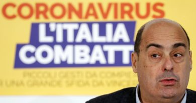 "Coronavirus in Italia, la serie tv/5 Arriva ""er saponetta"" 4"