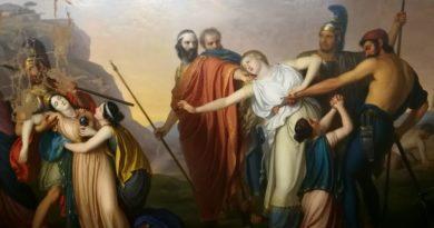 Sui riti funerari negati: ricordiamo Antigone e la sua ribellione 5