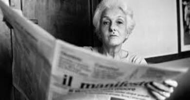 Ciao Rossana, eroina comunista dell'opposizione all'invasione russa della Cecoslovacchia 3