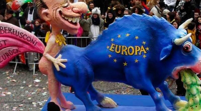 Covid e Berlusconi: l'immenso accumulo di spettacoli del virus 1