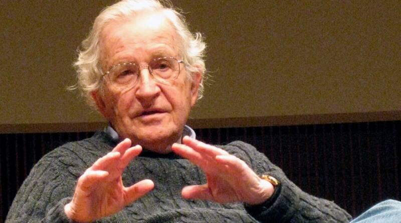Noam Chomsky: «È in gioco la sopravvivenza della democrazia» 1