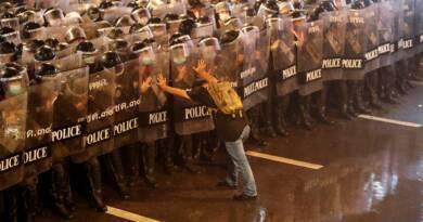 I giovani dimostranti contro la monarchia stanno cambiando la Thailandia per sempre 4