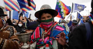 Bolivia: il MAS e un trionfo travolgente 10