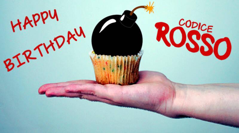 Happy Birthday Codice Rosso