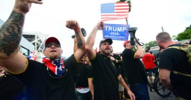 Il nostro peggior incubo: le milizie ascolteranno l'appello di Trump a vigilare sui seggi? 3