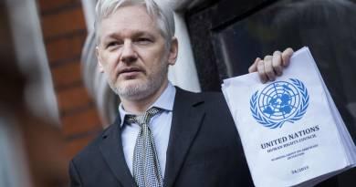 Una prima vittoria per Julian Assange 3