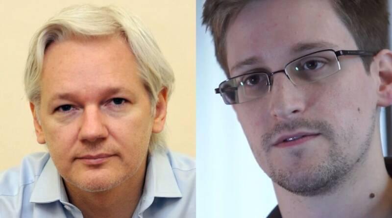Snowden, Assange, la sorveglianza globale e l'informazione scomoda 1