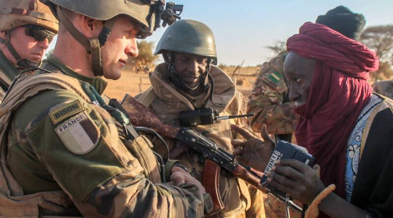 La Francia, la Cina e il neocolonialismo occidentale in Africa 6