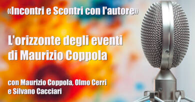 L'orizzonte degli eventi, con Maurizio Coppola 2
