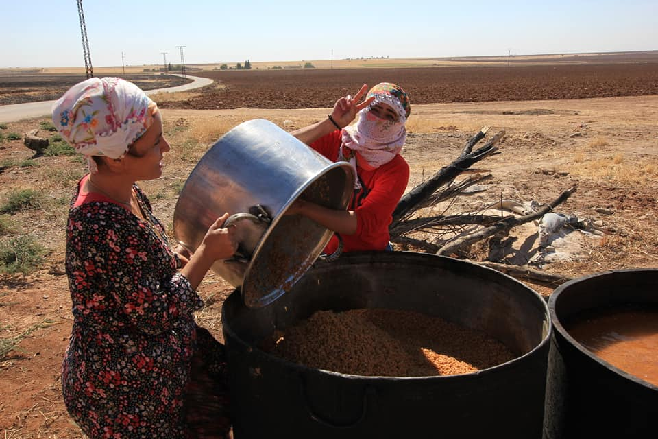 Donne nella rivoluzione. Jinwar, il villaggio delle donne nella Siria Autonoma del Nord e dell'Est 1