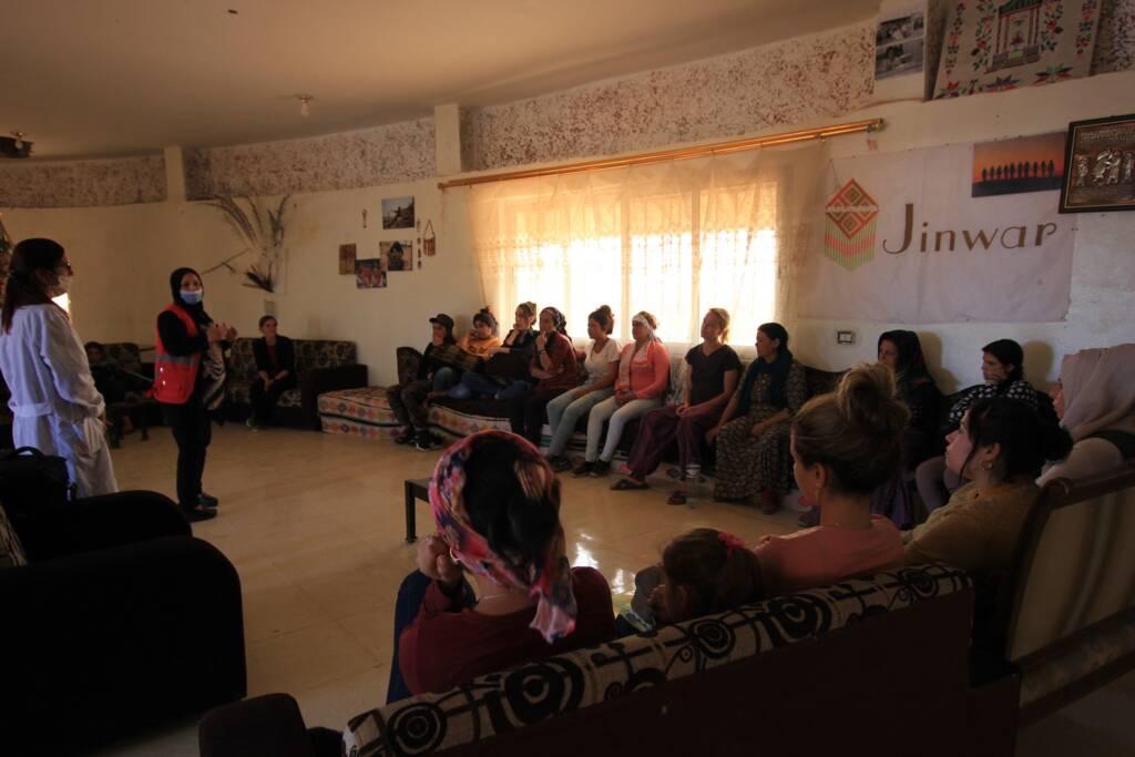 Donne nella rivoluzione. Jinwar, il villaggio delle donne nella Siria Autonoma del Nord e dell'Est 2