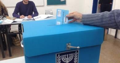 Israele alle urne il 23 marzo, la quarta volta dal 2019 2
