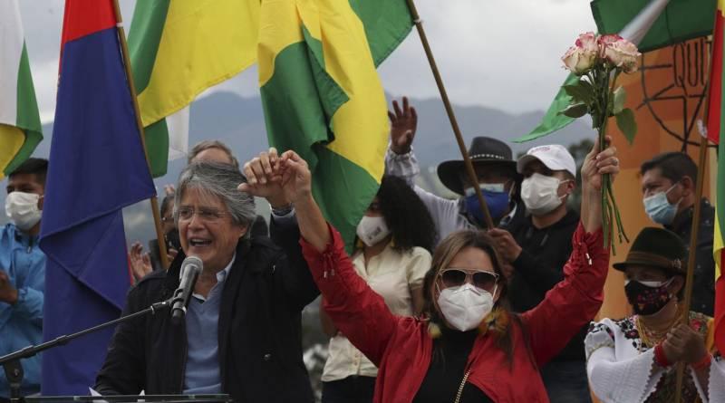 Ecuador: Come ha fatto la sinistra maggioritaria a perdere con la destra? 1