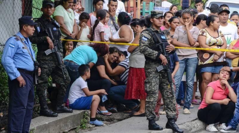 Fame e miseria nel narco-Stato honduregno 2