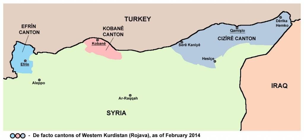 Rojava: dalla conquista dell'autonomia all'aggressione turca 2