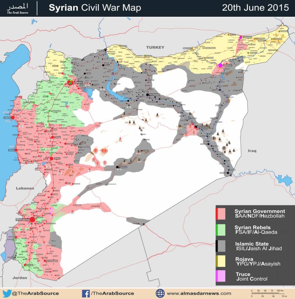 Rojava: dalla conquista dell'autonomia all'aggressione turca 3