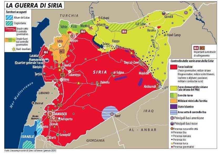 Rojava: dalla conquista dell'autonomia all'aggressione turca 5
