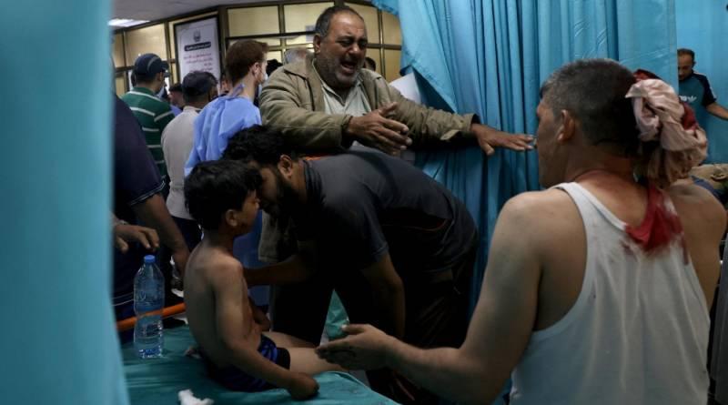 Fermare le violenze israeliane contro i civili palestinesi! 4