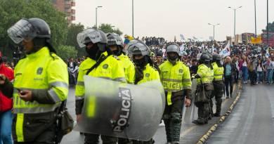 """Colombia 2021: """"Continuano ad ammazzarci"""" 4"""