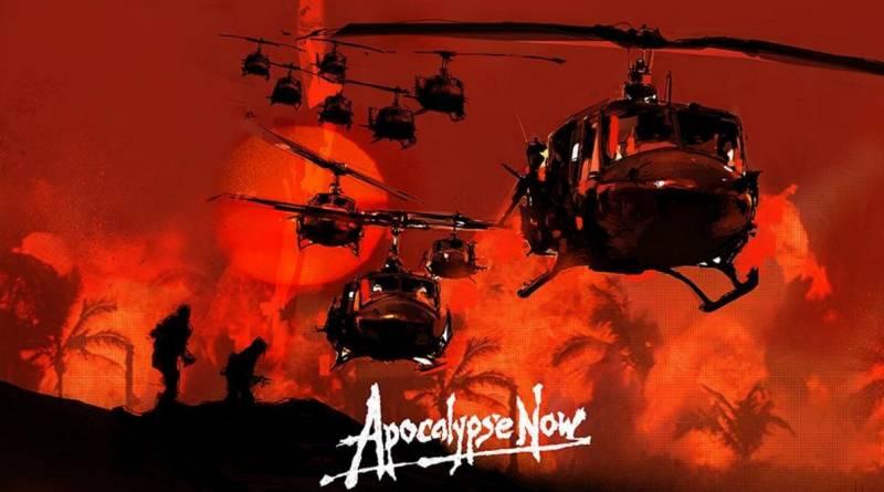 L'elicottero e l'immaginario di guerra 8