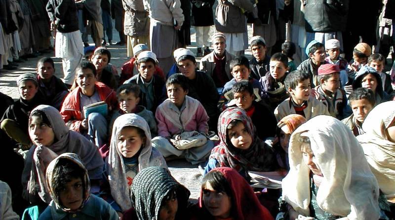 L'Afghanistan e lo spettacolo cinico 1