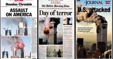 11 settembre 2001: guerra asimmetrica ed evaporazione della realtà 2