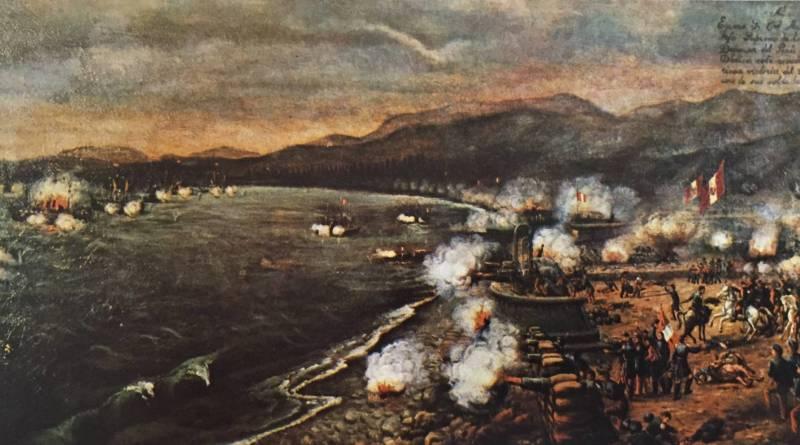 Cile - Diario Confuso e bastardo per l'Indipendenza dalla Spagna 1