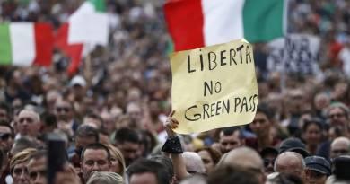 Cosa dicono davvero quelle manifestazioni no Green Pass? 3